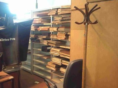 Orosházi kötetek a műhelyben